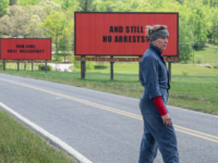 "Photo courtesy ""Three Billboards Outside Ebbings, Missouri."""