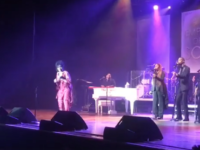 In warm Asheville concert, Gladys Knight and friends raise cash for community project
