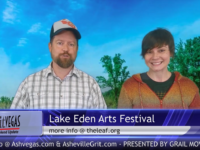 VIDEO LEAF, Southern Highland Craft Fair, more Asheville weekend fun