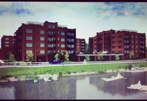 Approved: 133-unit apartment complex for Asheville River Arts District