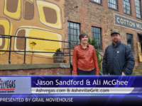 VIDEO: Asheville RAD Studio stroll and after-party at Cotton Mill Studios