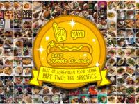 2017 STOOBIE AWARDS! Best of Asheville Food Scene pt 2: THE SPECIFICS