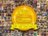 2017 STOOBIE AWARDS! Best of Asheville Food Scene prt 3: PEOPLE POWER!