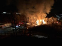 Fire destroys historic Victorian house in Asheville River Arts District
