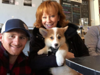 Ashvegas celebrity spotting: Reba McEntire at Sunny Point Cafe in West Asheville