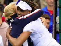 Asheville Fed Cup Hot Sheet: Venus Williams wins big Saturday