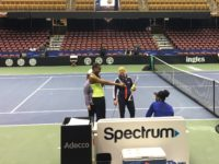 Asheville Fed Cup Hot Sheet: Venus and Serena practice, a Biltmore visit, more