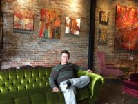 With new work, Asheville artist Jeremy Russell embraces subtle synchronicity