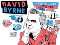 David Byrne choreographs searing Asheville show with his progressive music, political activism