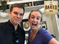Ashvegas celebrity spotting: 'Dexter' actor Hall spotted in Asheville