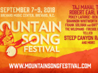 WIN TIX to Mountain Song Festival, feat. Steep Canyon Rangers, Taj Mahal Trio, Robert Earl Keen