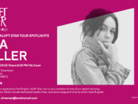 Music at Aloft Asheville: Bea Miller, The Bergamot to perform Aug. 21