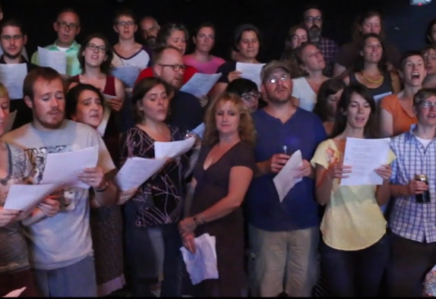 Farewell to the Mothlight Singing Sessions in West Asheville