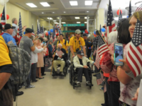 Photo courtesy of Blue Ridge Honor Flight