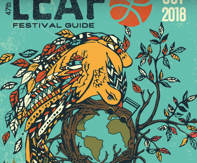 Asheville Music Weekend: Fall LEAF 2018