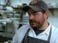 Ashvegas celebrity sighting: Chef Sean Brock at Sovereign Remedies in Asheville