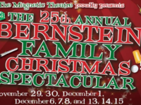 WIN TIX to see the Bernstein Family Christmas Spectacular in Asheville