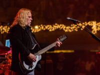 Warren Haynes at the 30th annual Christmas Jam. / photo by DAVID SIMCHOCK for Ashvegas.com
