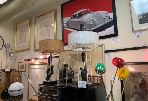 Asheville entrepreneur Kimmel is downsizing; here's how you can buy his art, home decor