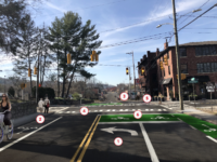 'Road diet' plans take shape for Charlotte Street in Asheville