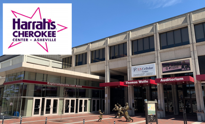 Harrah's Cherokee Center Asheville
