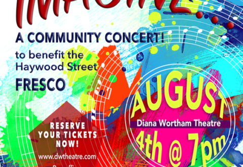Community concert to benefit Haywood Street Fresco in Asheville