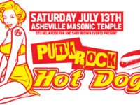 Punk Rock Hot Dogs pop-up and competition Saturday at Asheville Masonic Temple