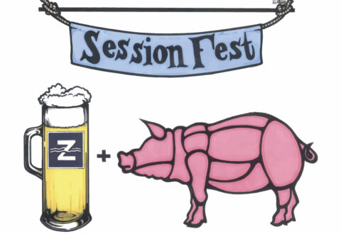 WIN TICKETS to Session Fest at Zillicoah Beer Compay in Woodfin