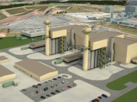 Duke Energy tests turbines as new Asheville gas plant nears completion