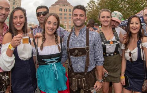 Asheville Oktoberfest set for Oct. 5 at Pack Square Park