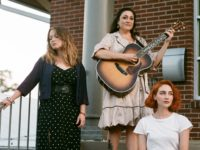 The Lady Folk showcase at Ambrose West on Nov. 21 will feature three Asheville songstresses: from left, Whitney Moore of Queen Bee and the Honeylovers; Jane Kramer; and Christy Barrett of the Christy Lynn Band.