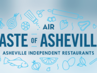 At Taste of Asheville, sample bites and beverages from 50 AVL indy restaurants