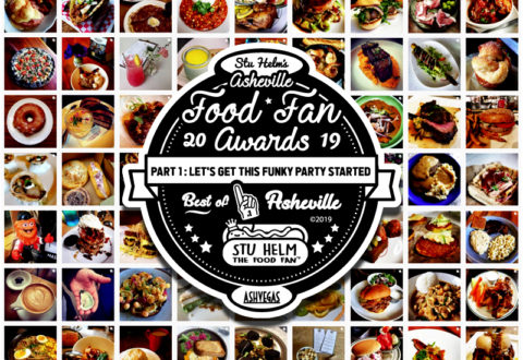 2019 ASHEVILLE FOOD FAN AWARDS! Best of Asheville part 1: LET'S GET THIS FUNKY PARTY STARTED!