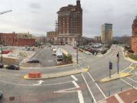 From 'pit of despair' to 'civic plaza'; concepts presented for Haywood-Page lot development