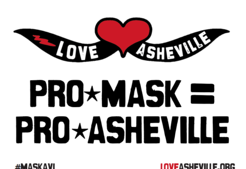 Asheville small biz owners promote wearing of masks with new public awareness campaign